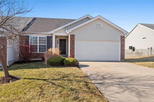 493 Angelique Place, Saint Charles, MO 63303 (#21013335) :: RE/MAX Vision