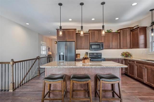 0 Tbb Lot 5B Hanover Place, Washington, MO 63090 (MLS #21013371) :: Century 21 Prestige