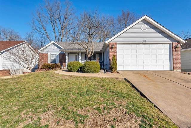 1263 Rockwood Forest Drive, Arnold, MO 63010 (#21013373) :: RE/MAX Vision