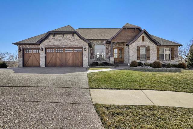 426 Cottage Grove Drive, Wentzville, MO 63385 (#21013381) :: RE/MAX Vision