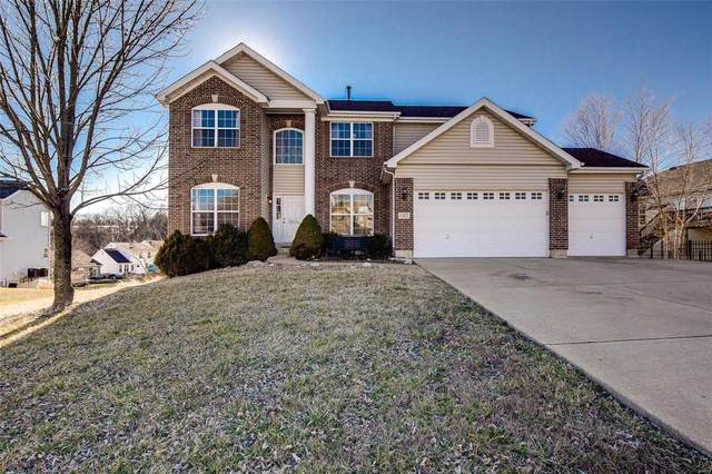 107 Woodside Court, Arnold, MO 63010 (#21013387) :: Realty Executives, Fort Leonard Wood LLC