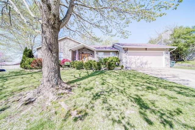 403 Greenbriar Drive, Rolla, MO 65401 (#21013390) :: RE/MAX Professional Realty