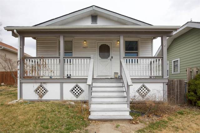 6427 Odell Street, St Louis, MO 63139 (#21013411) :: Parson Realty Group