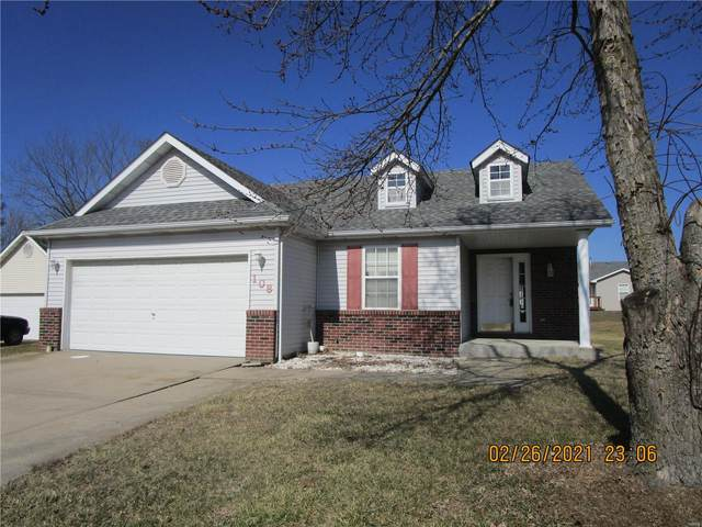 108 Bayridge Court, Glen Carbon, IL 62034 (#21013426) :: Clarity Street Realty