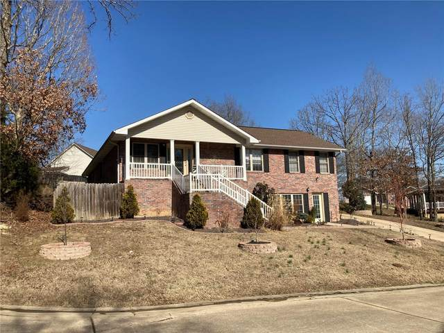 2566 Brownwood Court, Poplar Bluff, MO 63901 (#21013429) :: The Becky O'Neill Power Home Selling Team