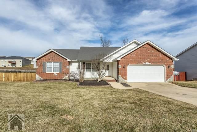 127 Lyle Curtis Circle, Waynesville, MO 65583 (#21013437) :: Hartmann Realtors Inc.