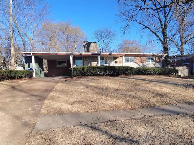 7230 Berkridge Drive, Hazelwood, MO 63042 (#21013454) :: Hartmann Realtors Inc.