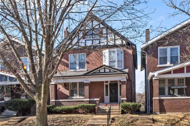 5812 De Giverville Avenue, St Louis, MO 63112 (#21013455) :: RE/MAX Vision