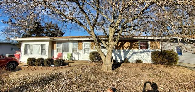 1405 Del Rey Drive, Florissant, MO 63031 (#21013465) :: Clarity Street Realty