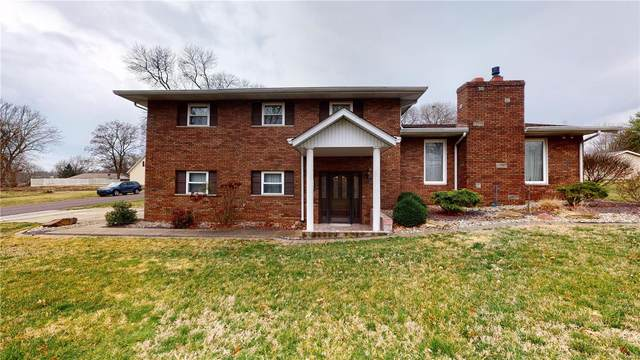 1009 Jacquelyn, Maryville, IL 62062 (#21013487) :: Tarrant & Harman Real Estate and Auction Co.