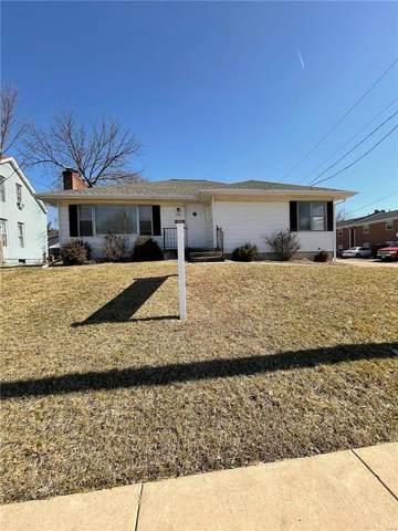 226 S Morrison Avenue, Collinsville, IL 62234 (#21013504) :: St. Louis Finest Homes Realty Group
