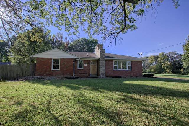 1303 Mary Drive, Edwardsville, IL 62025 (#21013514) :: Parson Realty Group