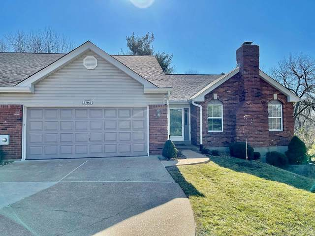 5108 Kennerly Place, St Louis, MO 63128 (#21013520) :: RE/MAX Vision