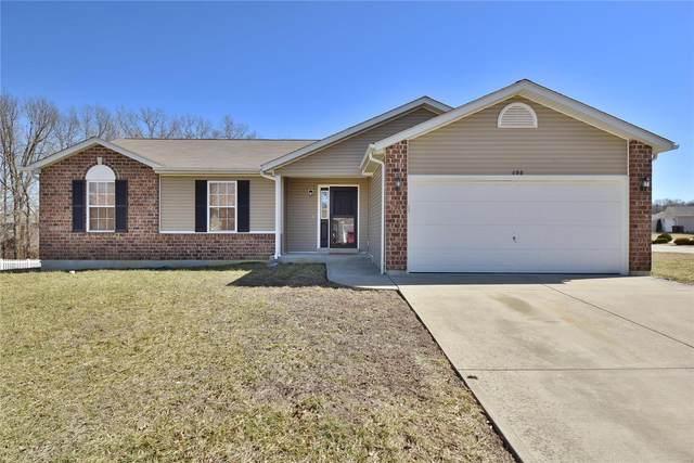 400 Creekwood Boulevard, Troy, MO 63379 (#21013527) :: The Becky O'Neill Power Home Selling Team