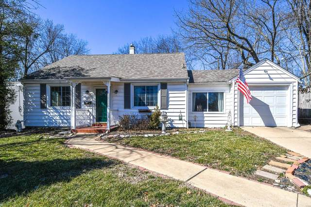 141 Cottage Avenue, Webster Groves, MO 63119 (#21013535) :: RE/MAX Vision
