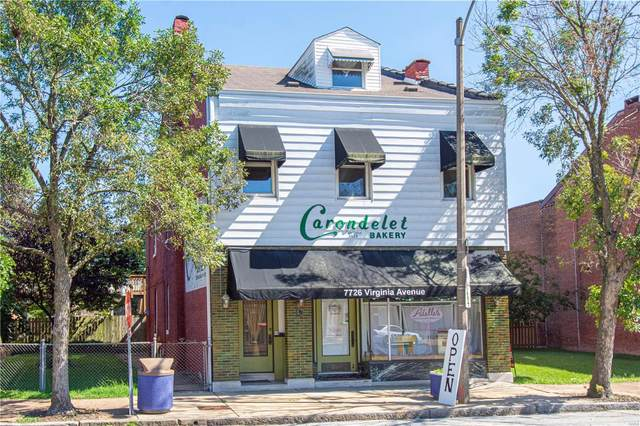 7726 Virginia Avenue, St Louis, MO 63111 (#21013556) :: Elevate Realty LLC