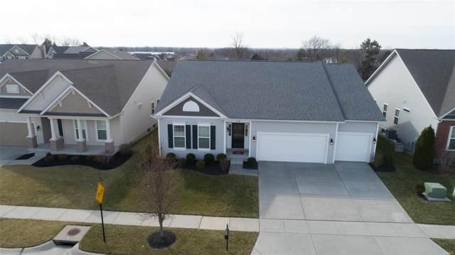 126 Countryshire Drive, Lake St Louis, MO 63367 (#21013561) :: RE/MAX Vision