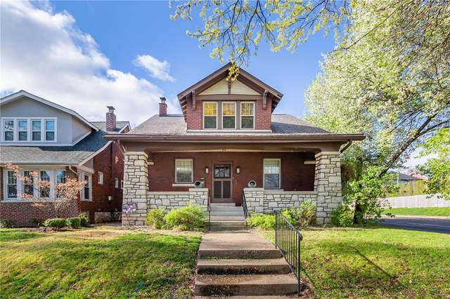 7498 Teasdale Avenue, University City, MO 63130 (#21013639) :: Tarrant & Harman Real Estate and Auction Co.