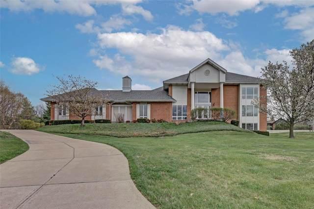 36 Sackston Woods, Creve Coeur, MO 63141 (#21013653) :: Reconnect Real Estate