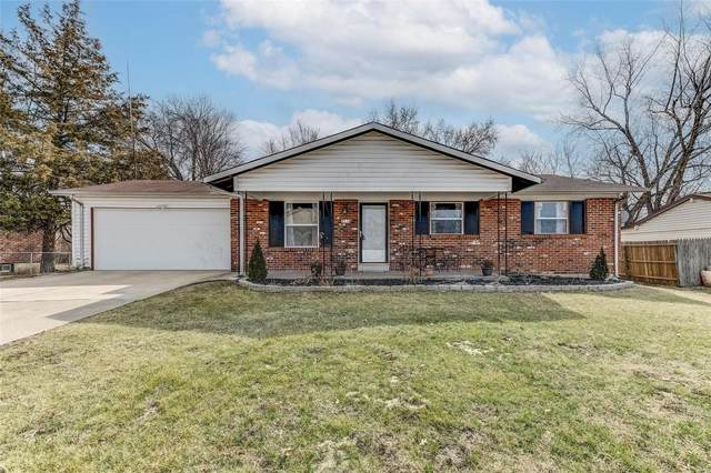 3114 Upper Bottom Road, Saint Charles, MO 63303 (#21013654) :: The Becky O'Neill Power Home Selling Team