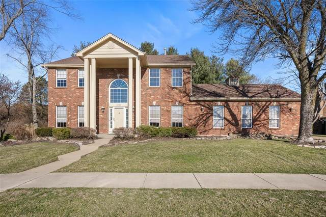 4027 Hartwick Court, Florissant, MO 63034 (#21013674) :: Clarity Street Realty
