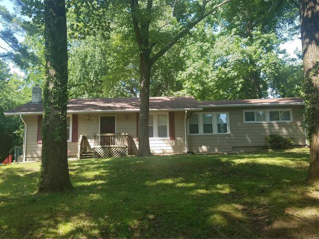9878 Valley Drive, Riverview, MO 63137 (#21013686) :: Parson Realty Group