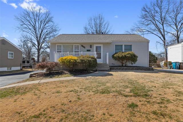 1018 Highmont, St Louis, MO 63135 (#21013702) :: RE/MAX Vision