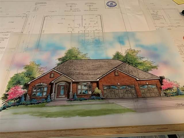 625 Castle Ridge Drive, Wentzville, MO 63385 (#21013731) :: Parson Realty Group