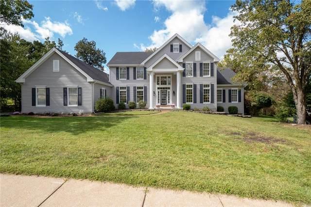 17750 Hornbean Drive, Wildwood, MO 63005 (#21013751) :: The Becky O'Neill Power Home Selling Team