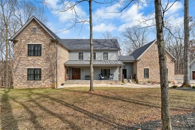 18442 Hencken Valley Estates Drive, Wildwood, MO 63069 (#21013768) :: Century 21 Advantage