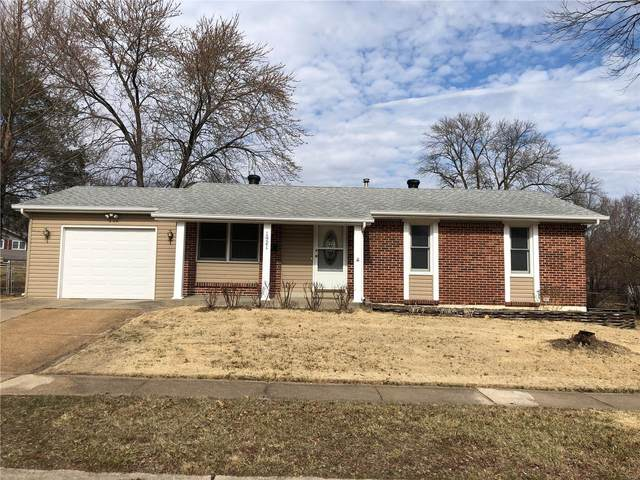 1921 Croftdale, Florissant, MO 63031 (#21013780) :: Clarity Street Realty