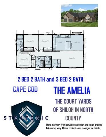 3152 Somerset Green, St Louis, MO 63136 (MLS #21013835) :: Century 21 Prestige