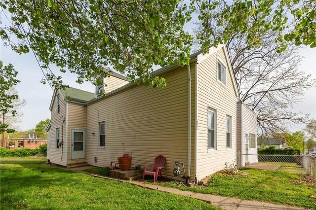 821 Regina Avenue, St Louis, MO 63125 (#21013928) :: PalmerHouse Properties LLC