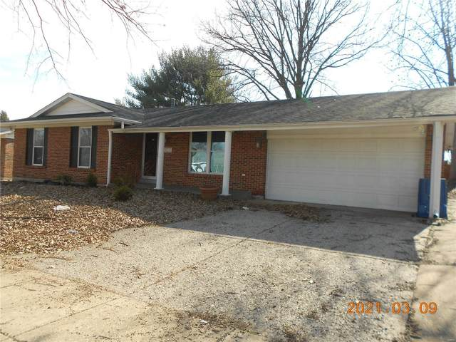 3642 Rosant Court, Florissant, MO 63034 (#21014031) :: Clarity Street Realty