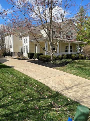 401 Symphony Hill Court, St Louis, MO 63122 (#21014033) :: Clarity Street Realty