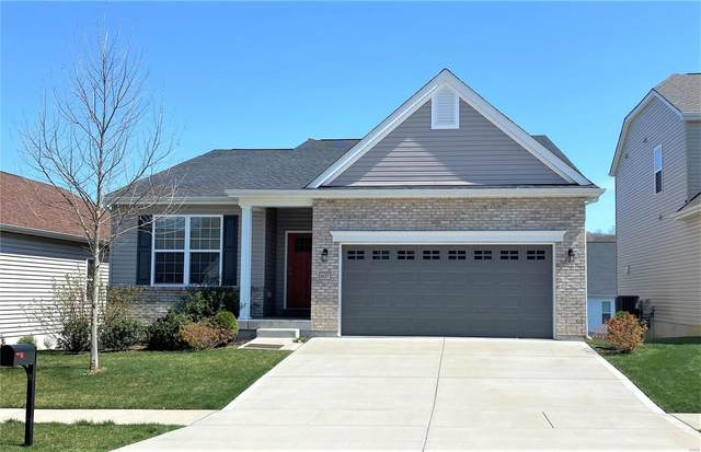 607 Wilmer Meadow, Wentzville, MO 63385 (#21014067) :: St. Louis Finest Homes Realty Group