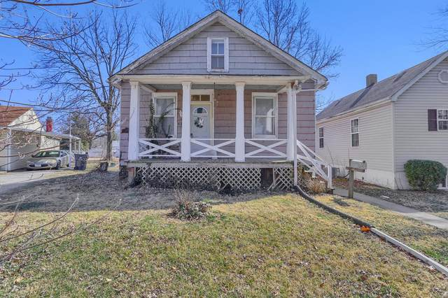 424 N 39th Street, Belleville, IL 62226 (#21014077) :: Parson Realty Group