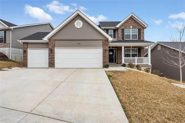 17427 Wyman Ridge, Eureka, MO 63025 (#21014399) :: Clarity Street Realty