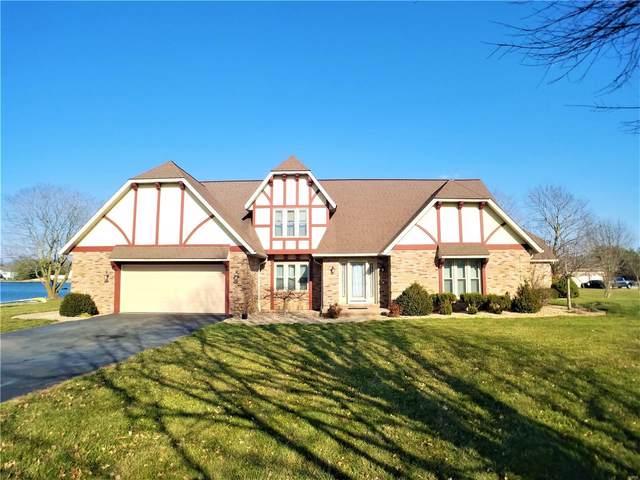 4036 Chestnut Oak Drive, Smithton, IL 62285 (#21014408) :: Clarity Street Realty
