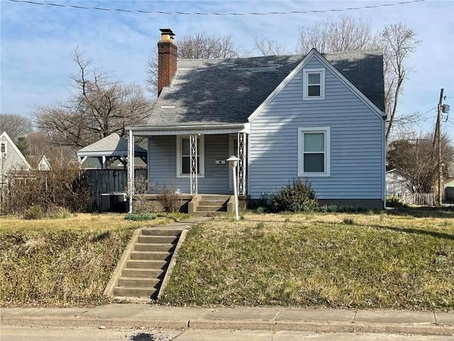 1408 Bloomfield Road, Cape Girardeau, MO 63703 (#21014455) :: Jeremy Schneider Real Estate
