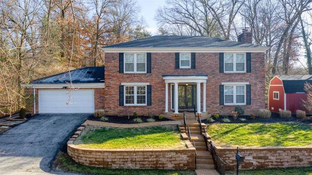 7 Watch Hill, St Louis, MO 63124 (#21014474) :: Kelly Hager Group | TdD Premier Real Estate