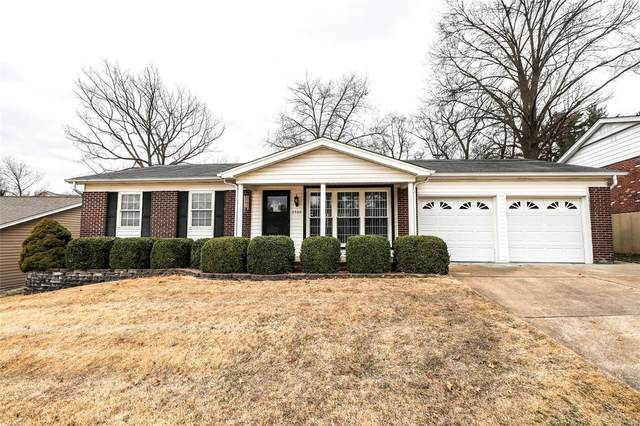 2366 Whitshire Drive, St Louis, MO 63129 (#21014478) :: Terry Gannon | Re/Max Results