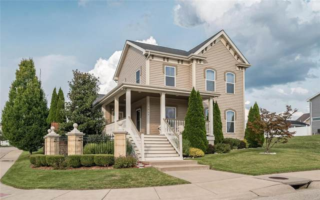 3869 Robert Avenue, St Louis, MO 63116 (#21014531) :: RE/MAX Vision