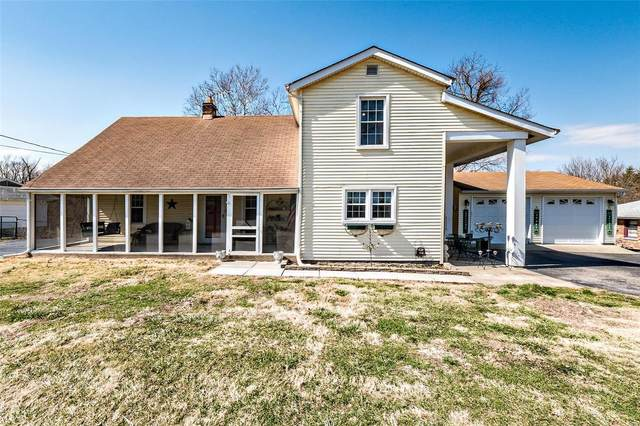 15485 Old Jamestown, Florissant, MO 63034 (#21014536) :: Clarity Street Realty