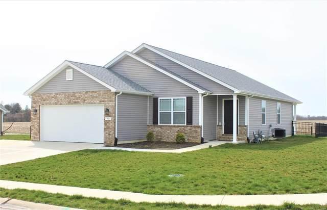 4403 Maple Brook Drive, Belleville, IL 62226 (MLS #21014544) :: Century 21 Prestige