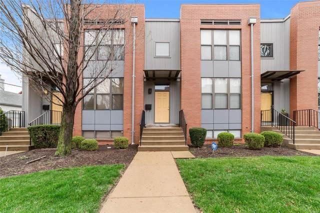 4153 Mcpherson Avenue, St Louis, MO 63108 (MLS #21014577) :: Century 21 Prestige