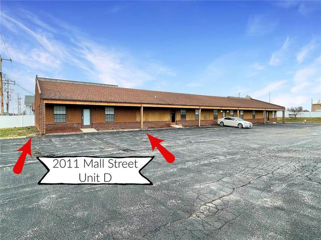 2011 Mall Street D, Collinsville, IL 62234 (#21014640) :: Elevate Realty LLC