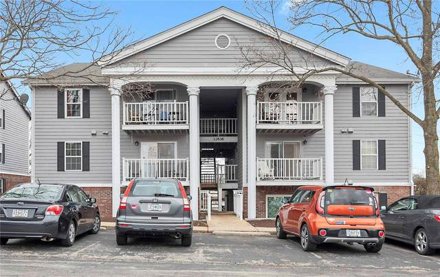 12836 Portulaca F, St Louis, MO 63146 (#21014678) :: RE/MAX Professional Realty