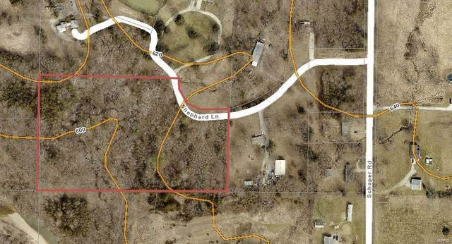 0 Shepherd 6.97 Acre +-, Foristell, MO 63348 (#21014734) :: St. Louis Finest Homes Realty Group