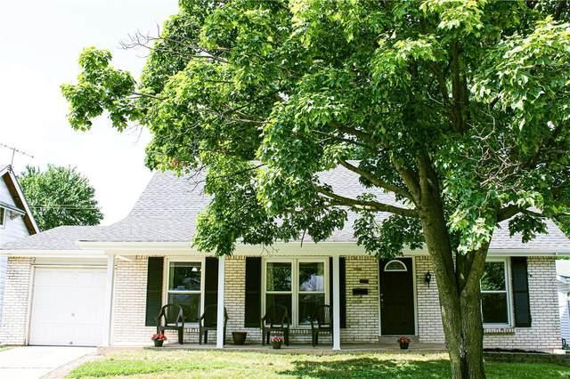 1715 Saint Anthony Lane, Florissant, MO 63033 (#21014789) :: Clarity Street Realty